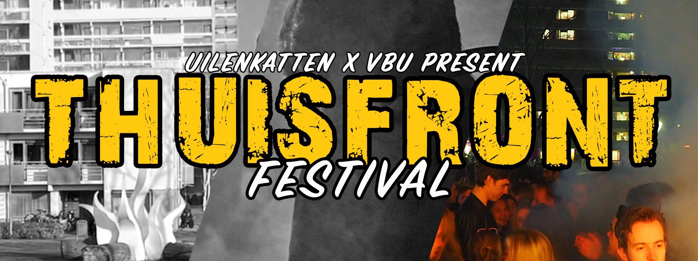Maandag 4 juni: Thuisfront Festival
