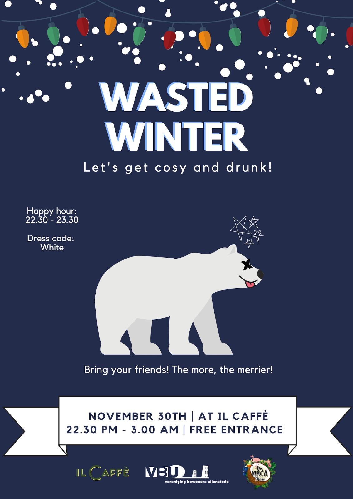 30 november – Wasted Winter